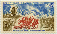 FRANCE Stamp n°1679  BatailleValmy 20 Sept 1792 / 1971 / Neuf**