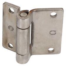 Stainless Steel Hinge Heavy Duty 65x73mm Industrial Quality Door Hatch Locker