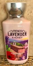 Bath And Body Works*French Lavender & Honey*Lotion Cream*Free Shipping! New!