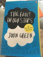 The Fault in Our Stars - John Green. Pb Text book