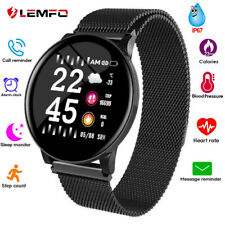 LEMFO W8 Fitness Bracelet Smart Watch Heart Rate Fitness Tracker For Android iOS