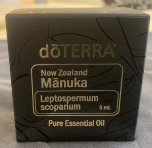doTERRA Manuka Oil 5ml New and Sealed Exp 2022