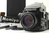 【 MINT + 5 Filter 】 Mamiya 645 Pro Sekor C 80mm f/2.8 N AE Finder From JAPAN 505