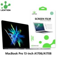LENTION MacBook Pro 13 HD Film Screen Protector Guard Cover A1706/A1708/A1989