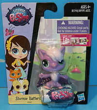 #3882 Littlest Pet Shop Singles Combo PET PAWSABILITIES Stormie Batters