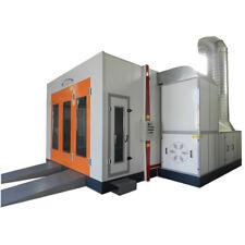 Lackierkabine mit Infrarot Heizungssystem   Montage möglich durch uns