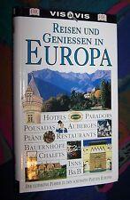 Reisen & Geniessen in EUROPA - Von Oslo bis Athen # Vis a Vis,Dorling Kindersley