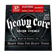 Dunlop 12-54 Heaviest ferita nichel Core le corde per chitarra elettrica MADE IN USA