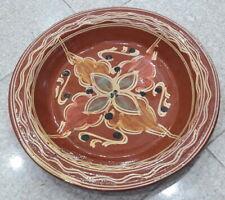 Moroccan CLAY Shallow Platter Deep Bowl Gsaa Kasria Casriya Couscous Kesariya