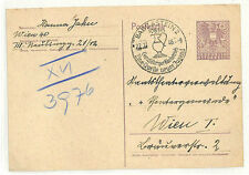 SS41 1946 AUSTRIA *Bad Gastein*Special Postmark Stationery Card{samwells-covers}