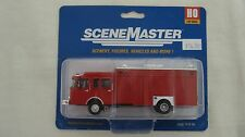 Walthers/Boley HO Hazardous Materials Fire Truck #949-13802
