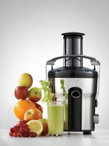 Dualit DJE2 88220 Juicer/Juice Extractor - BRAND NEW