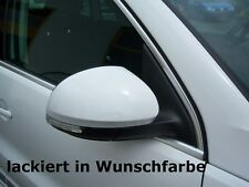VW Tiguan 07-15 SPIEGELKAPPE RECHTS NEU LACKIERT IN WUNSCHFARBE