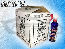 LUCAS OIL SLICK MIST® FAST & EASY SPEED WAX - 10160 - CASE OF 12 BOTTLES (24 OZ)