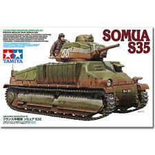 TAMIYA 35344 SOMUA phrase S35 n réservoir 1,35 kit de modèle militaire