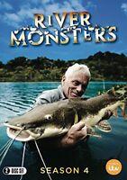 River Monsters: Series 4 [DVD][Region 2]
