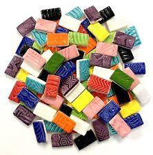 Brick Mosaic Tiles - Multi Colored