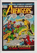 Avengers #101 VF/NM (2)