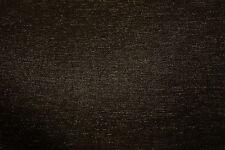 D197 DRK marron robuste lourd Haute Définition Mélange de coton gabardine