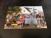 Universal Studios California CA City Hollywood Film Crew 1968 Movie Postcard