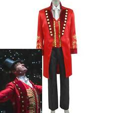 The Greatest Showman P. T. Barnum red outfit cosplay costume circus cosplay N.36