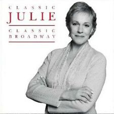 Julie Andrews Classic Julie Classic Broadway CD NEW SEALED 2001