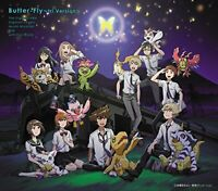[CD] Digimon Adventure tri 6 ED:. Butter-Fly tri.Version (Normal Edition) NEW