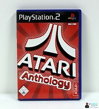 * PlayStation ps2 juego de Atari Anthology-completamente en funda OVP *