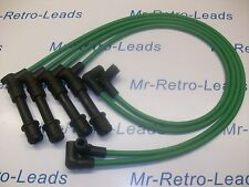 GREEN 8MM PERFORMANCE IGNITION LEADS WILL FIT. LOTUS ELAN M100 QUALITY HT LEADS