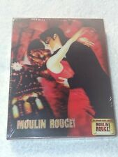 Moulin Rouge! [Blufans #27] Blu-Ray Steelbook (Lenticular Slip)