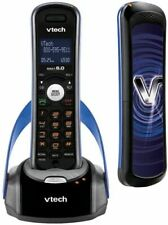 Vtech LS6217 DECT 6.0 Black / Blue Cordless Phone with Caller ID