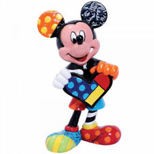 Disney By Britto - Mickey Mouse with Heart Mini Figurine