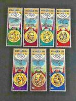 Equatorial Guinea -  Munich 1972 - 7 MNH Stamps