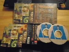 RARE OOP JAPAN Stevie Wonder 2x CD Natural Wonder MOTOWN Higher Ground 1997 soul