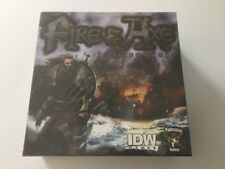 Fire and Axe: A Viking Saga Board Game Power & Glory Conquer Europe IDW CHOP New