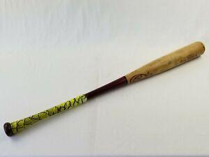 """Rawlings Big Stick 33"""" Baseball Bat Wood Adirondack nice maple Performance"""