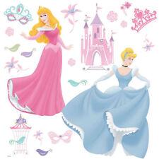 Disney Princess Wall Stickers - Cinderella and Sleeping Beauty