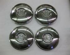 Hubcap Set of 4 for BMW 700 microcar -NEW- #1078-SET