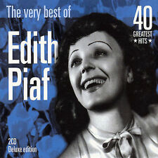 Very Best Of Edith Piaf (2 CDs - 40 Greatest Hits