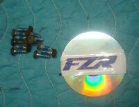 1992 FZR 600 left right brake rotor BOLTS yamaha fzr600 89 90 91 93 94 95 96 97