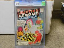 Justice League of America #1 CGC 6.0 DC 1960 Superman! Batman! C6 7505 cm