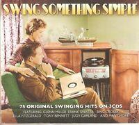 SWING SOMETHING SIMPLE 3 CD BOX SET