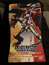 Bandai Digimon Card Game Release Special Booster Ver 1.5 English BT01-03