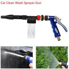 Car SUV Cleaning Pressure Wash Water Foamaster Soap Snow Foam Lance Sprayer Gun
