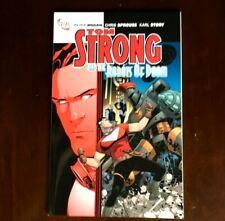 Tom Strong Robots of Doom Alan Moore Hogan Chris Sprouse Story Tpb Dc Comics Oop