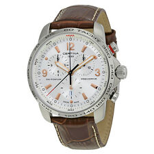 Certina DS Podium Chronograph Silver Dial Mens Watch C001.647.16.037.01