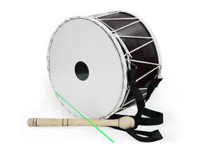 Orientalische 23 cm. Kinder DAVUL Dhol Drum Schlagzeug Davul 100% Handmade