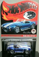 Hot Wheels RLC Commemorative Edition Shelby Cobra 427 S/C Real Riders