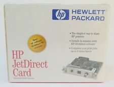 Hp JetDirect Card J2555B Internal Print Server Card - Sealed / New -