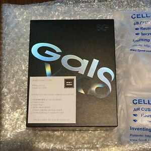Samsung Galaxy Fold New & Sealed Box-Space Silver & Ready to Ship Unlocked
